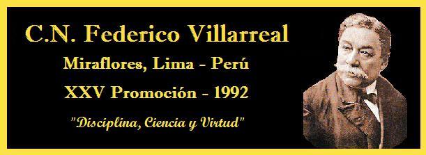 C.N Federico Villarreal, Miraflores. Lima - Peru