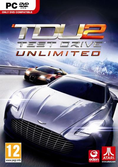 Test Drive Unlimited 2 Complete-PROPHET