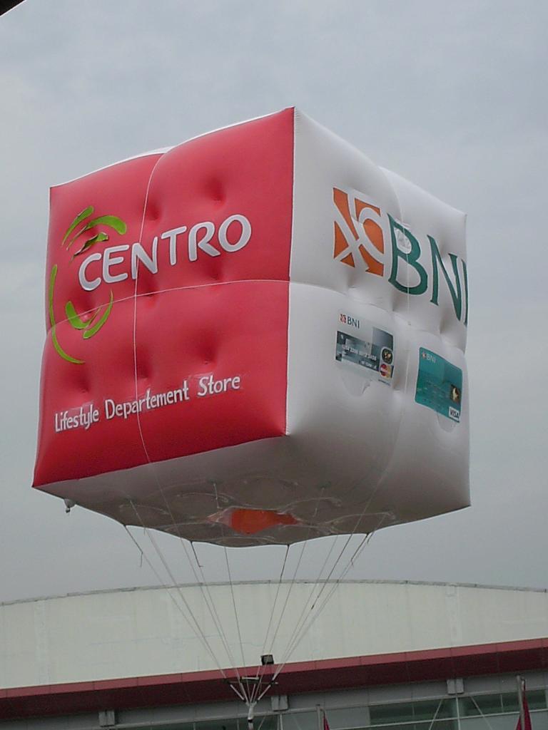 RENTAL BALON UDARA