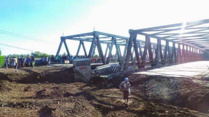 Jembatan Comal Kemungkinan Sudah Bisa Digunakan Saat Arus Mudik Lebaran