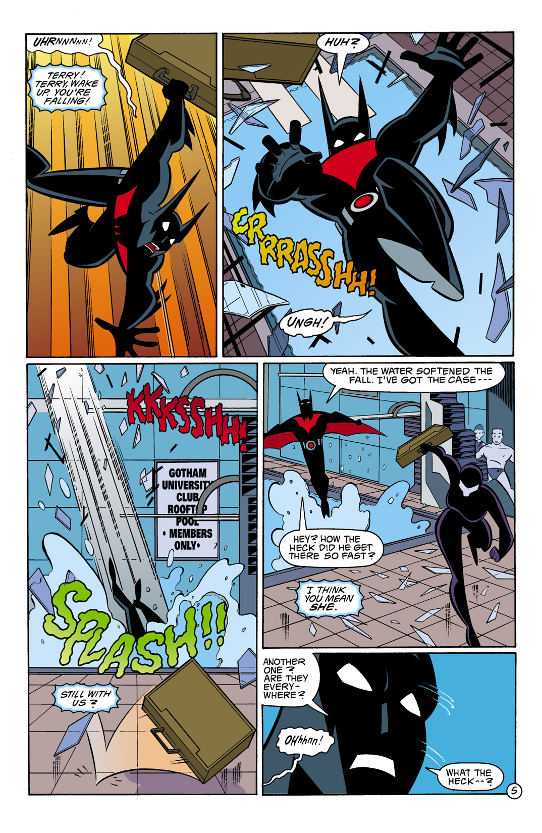 Batman Beyond [II] Issue #2 #2 - English 6