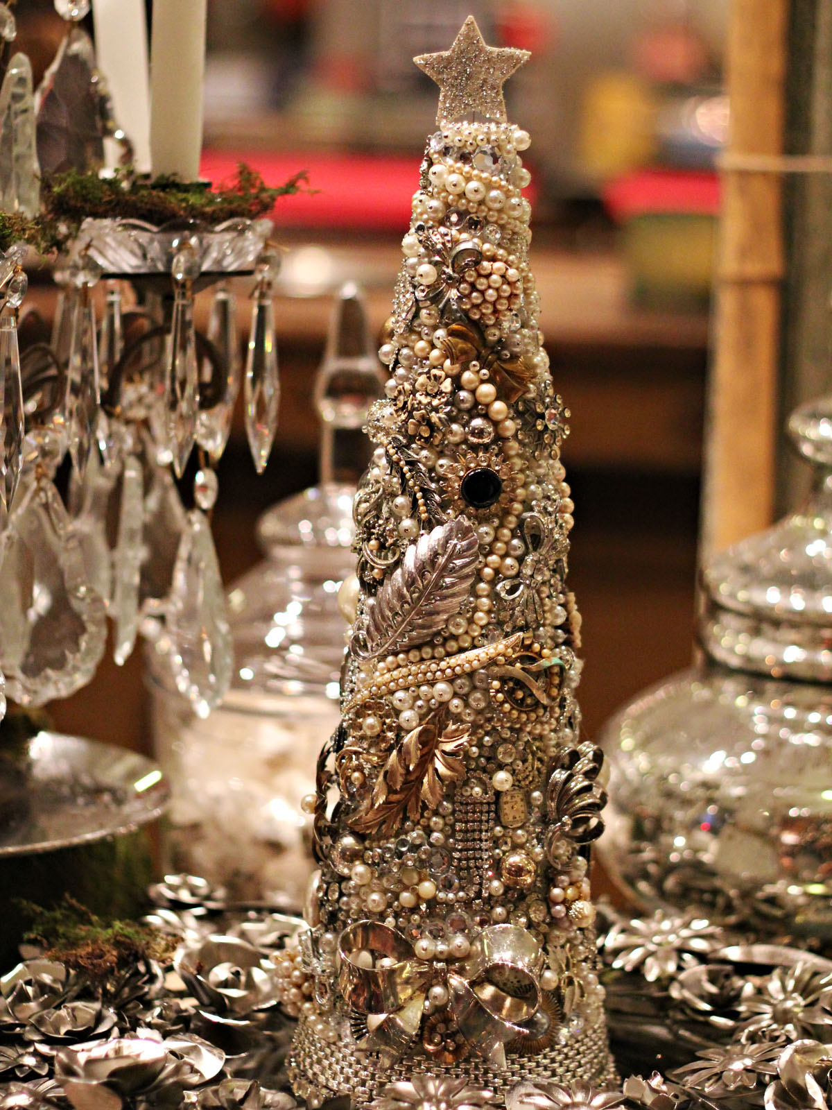 The paris market brocante a crafters guide holiday