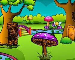 Juegos de Escape Pink Fairy Escape