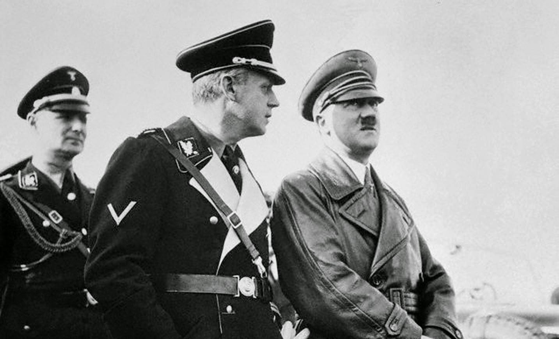 Ribbentrop, procesado en Nuremberg