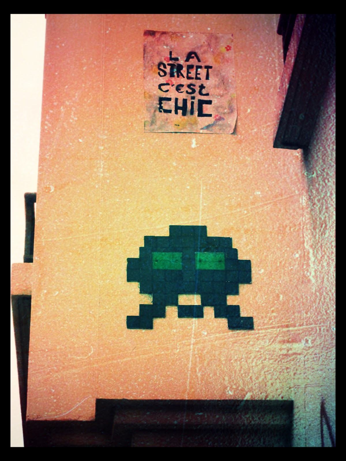 Perfect Space Invaders Wall Art Pattern - The Wall Art Decorations ...