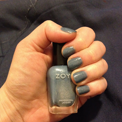 Zoya, Zoya True Collection, Zoya True Collection Spring 2012, Zoya True Collection Skylar, Zoya nail polish, Zoya nail lacquer, Zoya Skylar, nail, nails, nail polish, polish, lacquer, nail lacquer, mani, manicure, Zoya mani, Zoya manicure, mani of the week, manicure of the week
