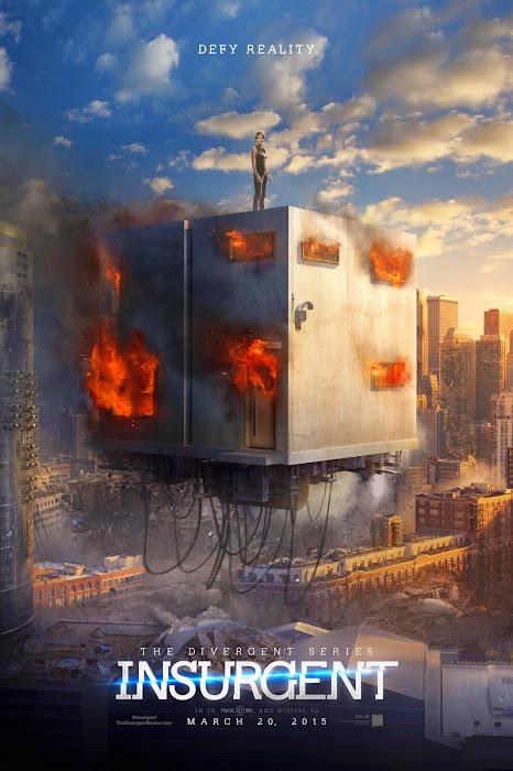 ตัวอย่างหนังใหม่ : Insurgent (คนกบฎโลก) ซับไทย poster2