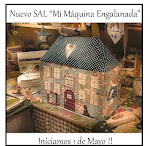 "SAL Kitties and Crafts              ""Mi máquina engalanada"""