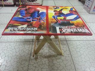 meja gambar lipat