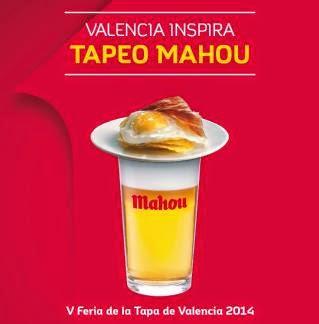 Los7Magnificos Feria Tapa Valencia Mahou