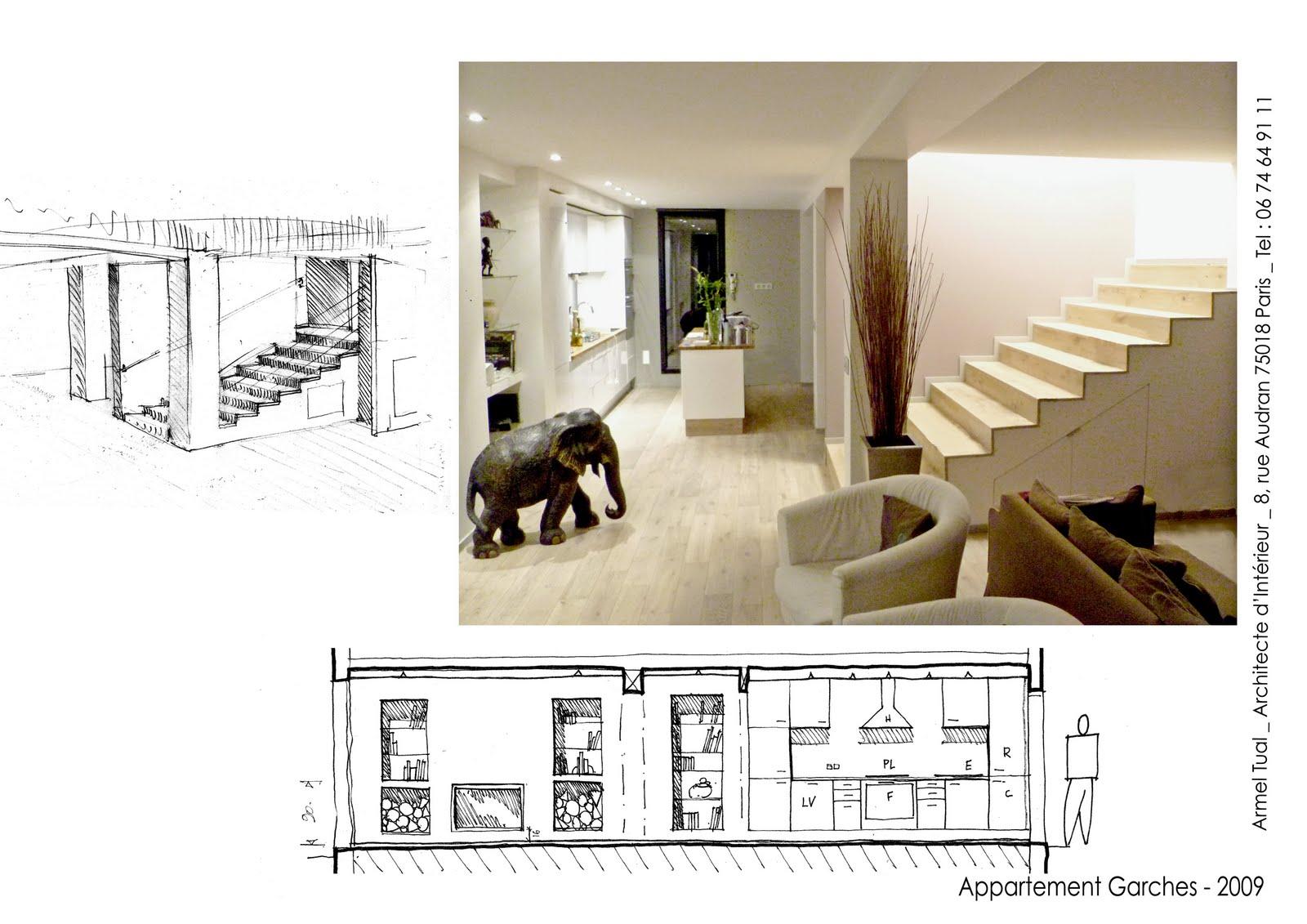 Armel Tual Architecte D 39 Int Rieur Cfai Maison De 213m2