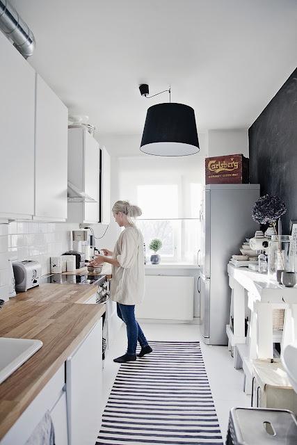 Arredamento nordico pareti cucina nordica for Arredamento nordico