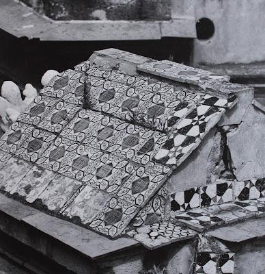Reportagesicilia le mattonelle maiolicate sui tetti di - Piastrelle siciliane antiche ...