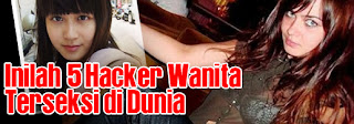 Pesona Hacker Wanita