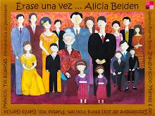 Exposición: Erase una vez... Alicia Belden