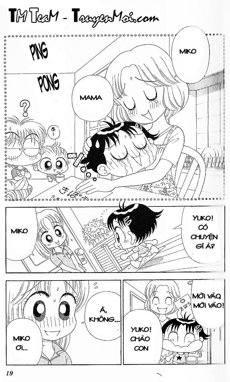 Kocchi Muite! Miiko chap 21 - Trang 17