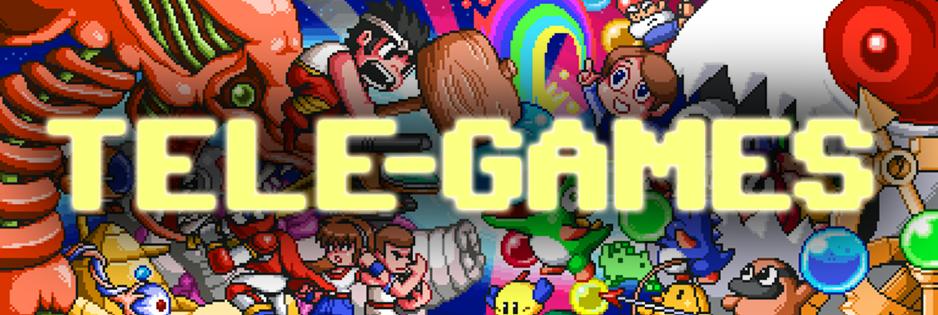 Tele-Games - 40 Jahre Videospielkonsolen und Gadgets