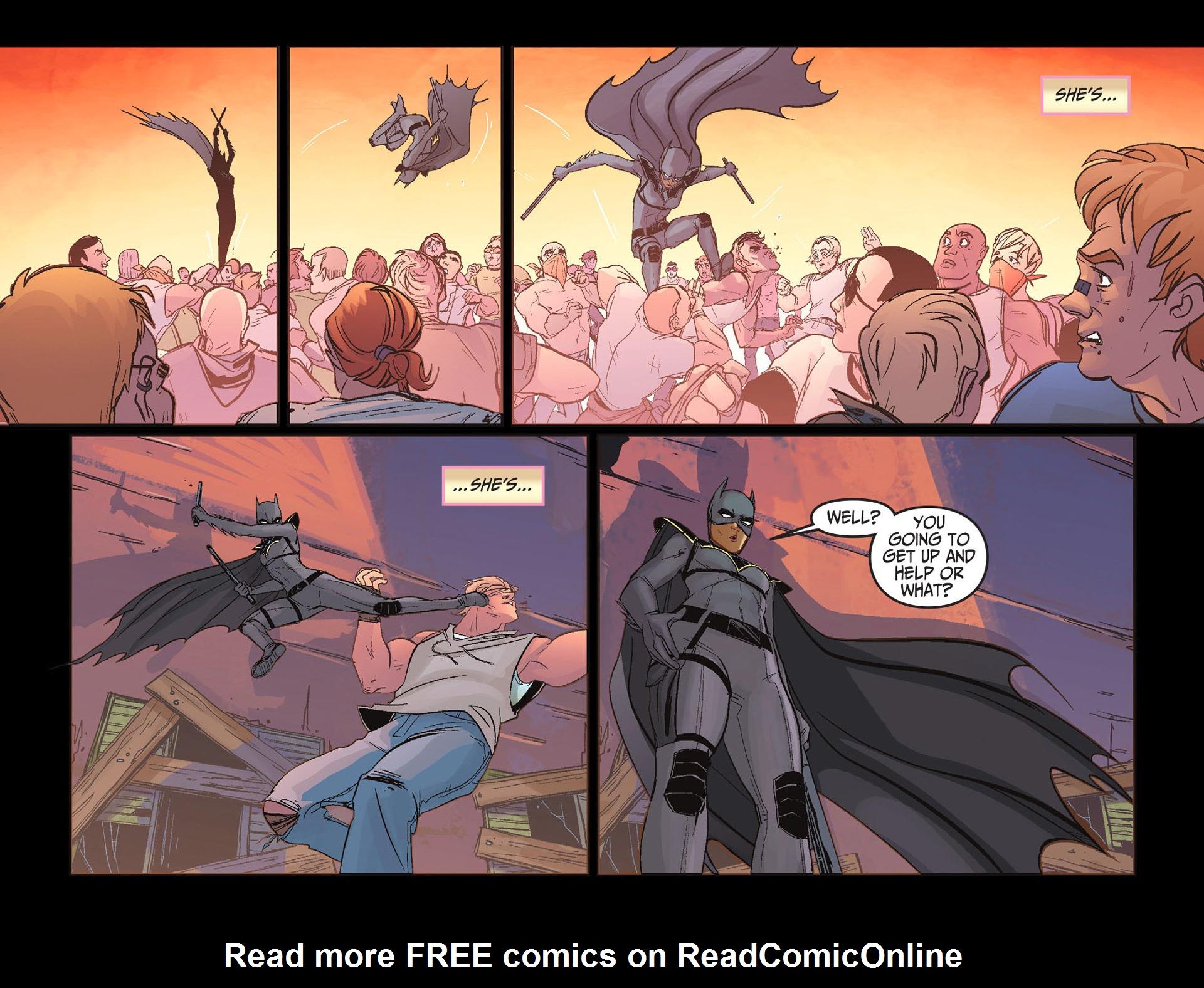 Batman Beyond (2012) Issue #27 #27 - English 12