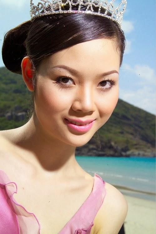 Pham Thi Mai Phuong - Miss Vietnam