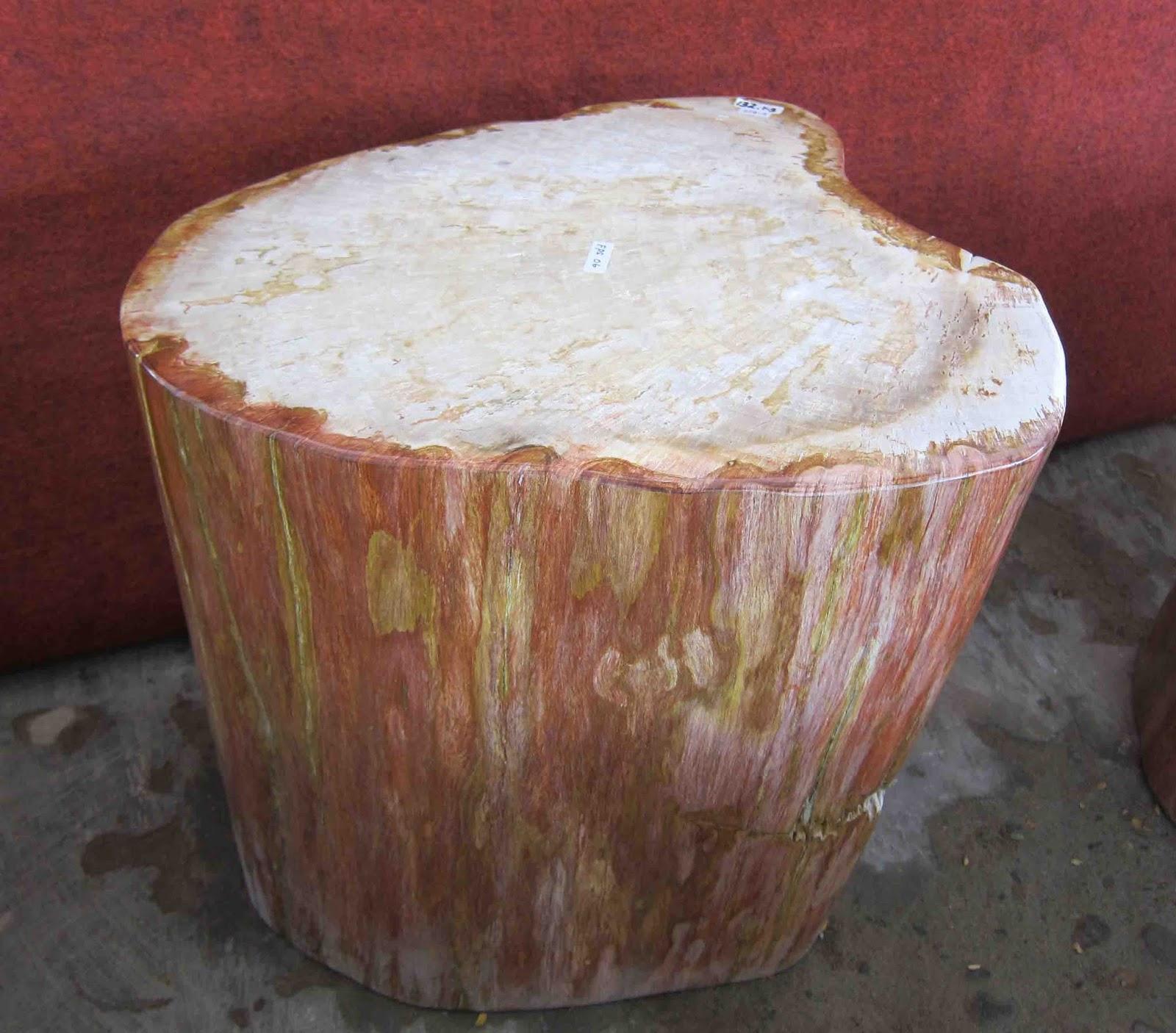 Indogemstone petrified wood for sale for Petrified wood furniture for sale