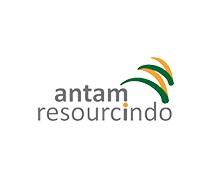 Logo Antam Resourcindo