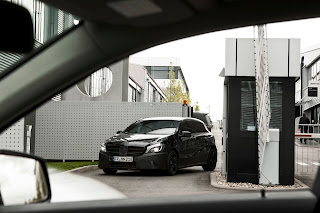 Mercedes-Benz A45 AMG 2.0 turbo good for crazy 185 HP per liter