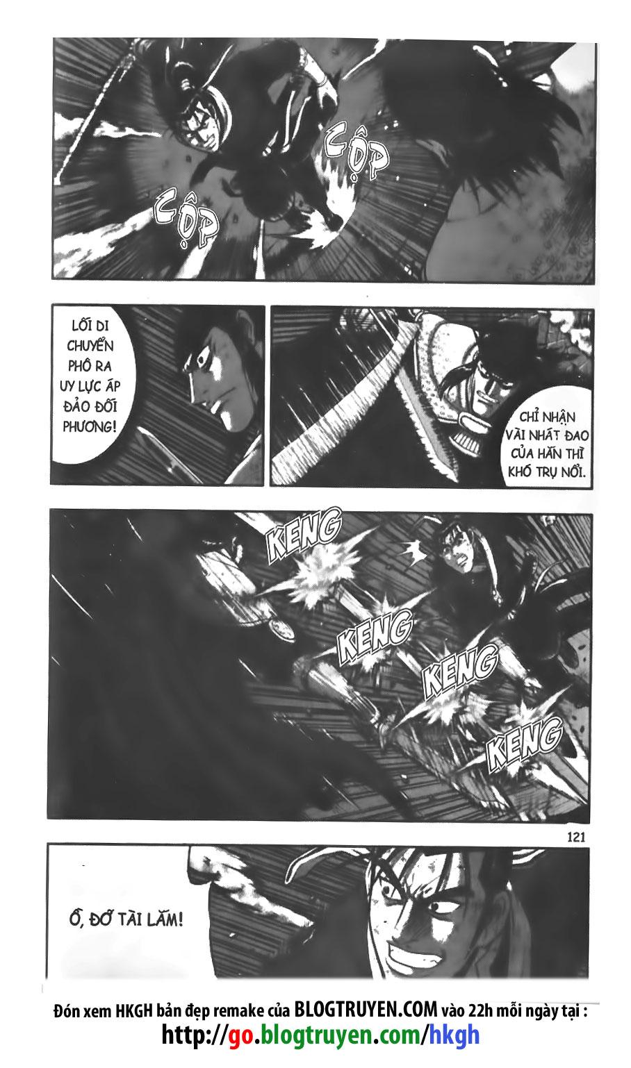 Hiệp Khách Giang Hồ chap 345 Trang 12 - Mangak.info