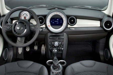 2013 BMW Mini Cooper interior