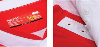 detail bocoran jersey musim depan Jersey Union Berlin Kandang 2015/2016