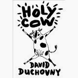 David Duchovney Holy Cow book cover