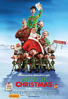 arthur christmas - ever wondered how two billion presents get delivered in one night?