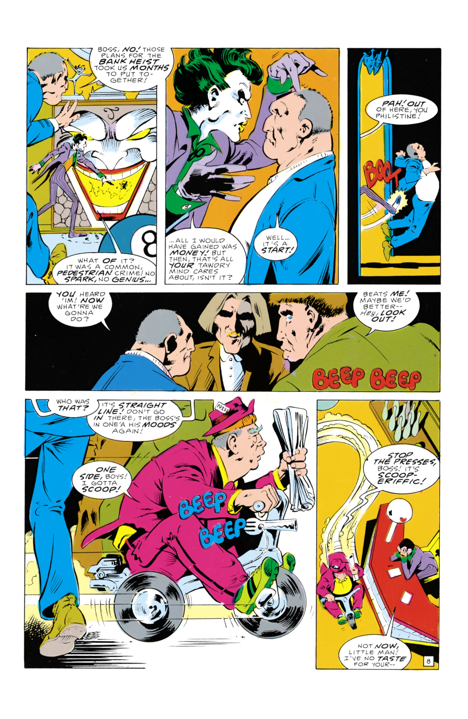 Detective Comics (1937) Issue #569 Page 9