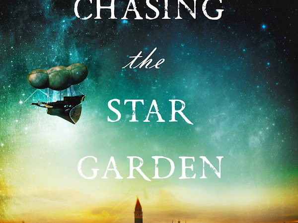 Chasing the Star Garden Cover Reveal!