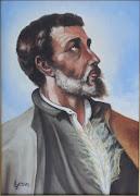 IMAGEN:S. Francisco Xavier - TECNICA: Oleo - TAMAÑO: 43 x 31 cm.
