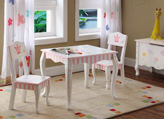 Teamson Kids Uk Childrens Table And Chairs