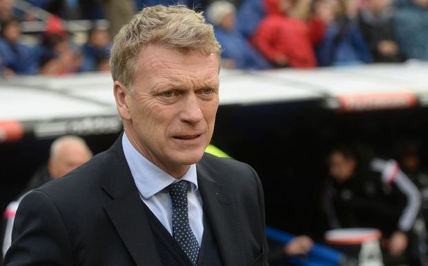 Surely Moyes won't get the gig! (Picture: Getty Images)
