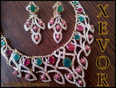 xevor-latest-range-of-jewellery-2013-for-girls Female Pakistani