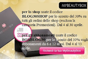 Codice sconto MyBeautyBox!
