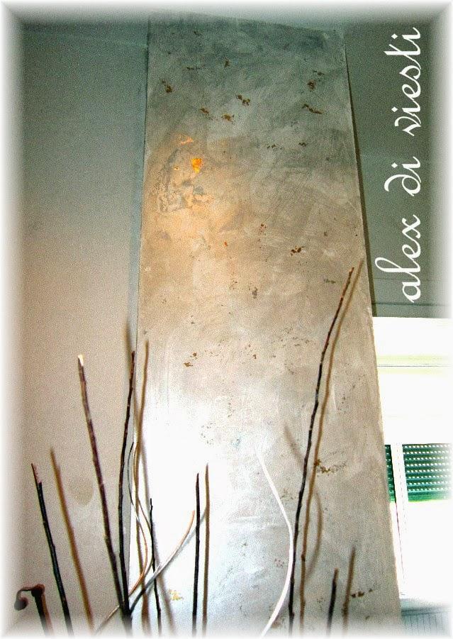 Rugiada dipinta by alex di viesti marsano: decorazione interni in ...