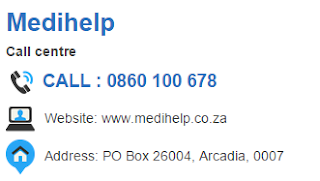 Medihelp Customer Service Number South Africa