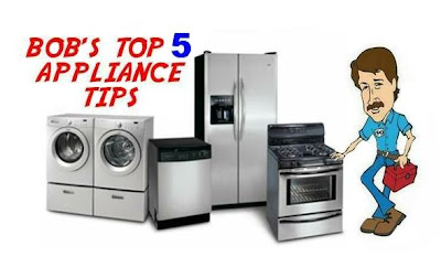 Appliance Tips from appliance repair Lancaster, CA