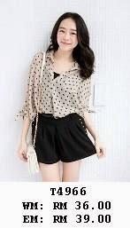 http://www.koreanstyleonline.com/2014/09/t4966-fashion-polka-dot-top.html