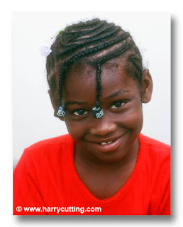 African American Girls Haircut Hairstyles
