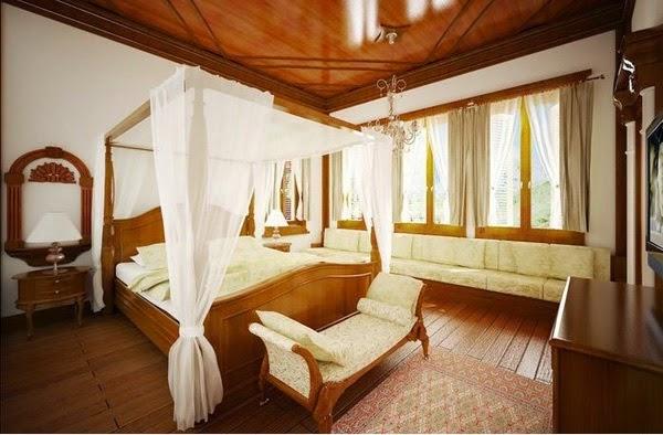 D coration romantique chambre de ma tre avec eclairage for Concevoir ma maison gratuitement