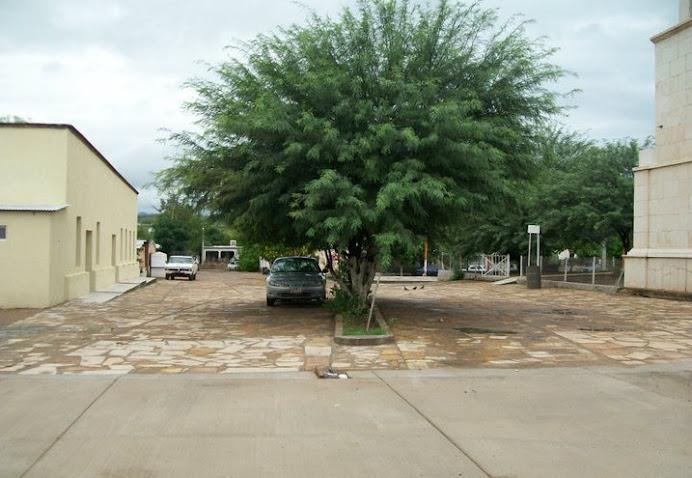 Vista del Blvd de la Iglesia