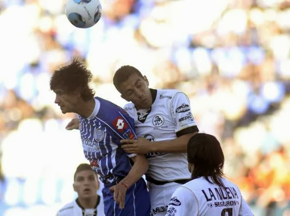 All Boys Pasion del Oeste: ALL BOYS GODOY CRUZ APROVECHO SU LOCALIA
