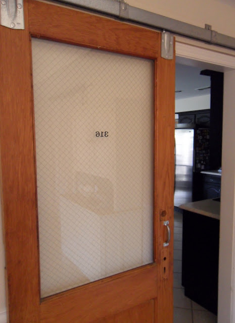 Classroom Window Design ~ Tattered style vintage classroom door school daze
