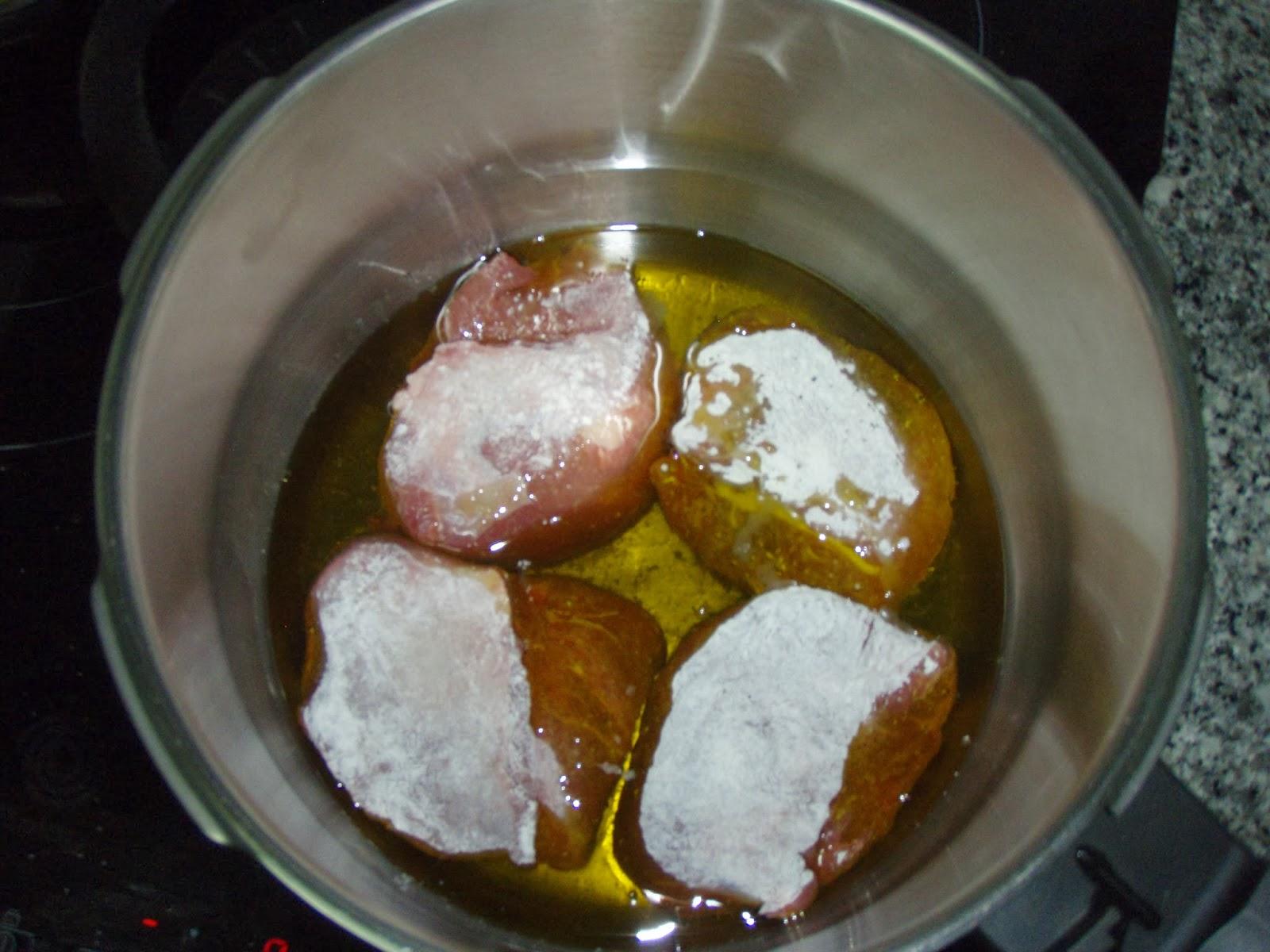recetas de carrilleras de iberico