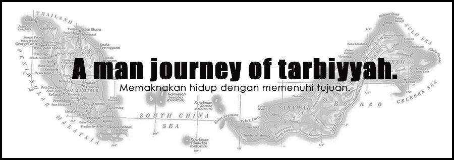 Journey of Tarbiyyah