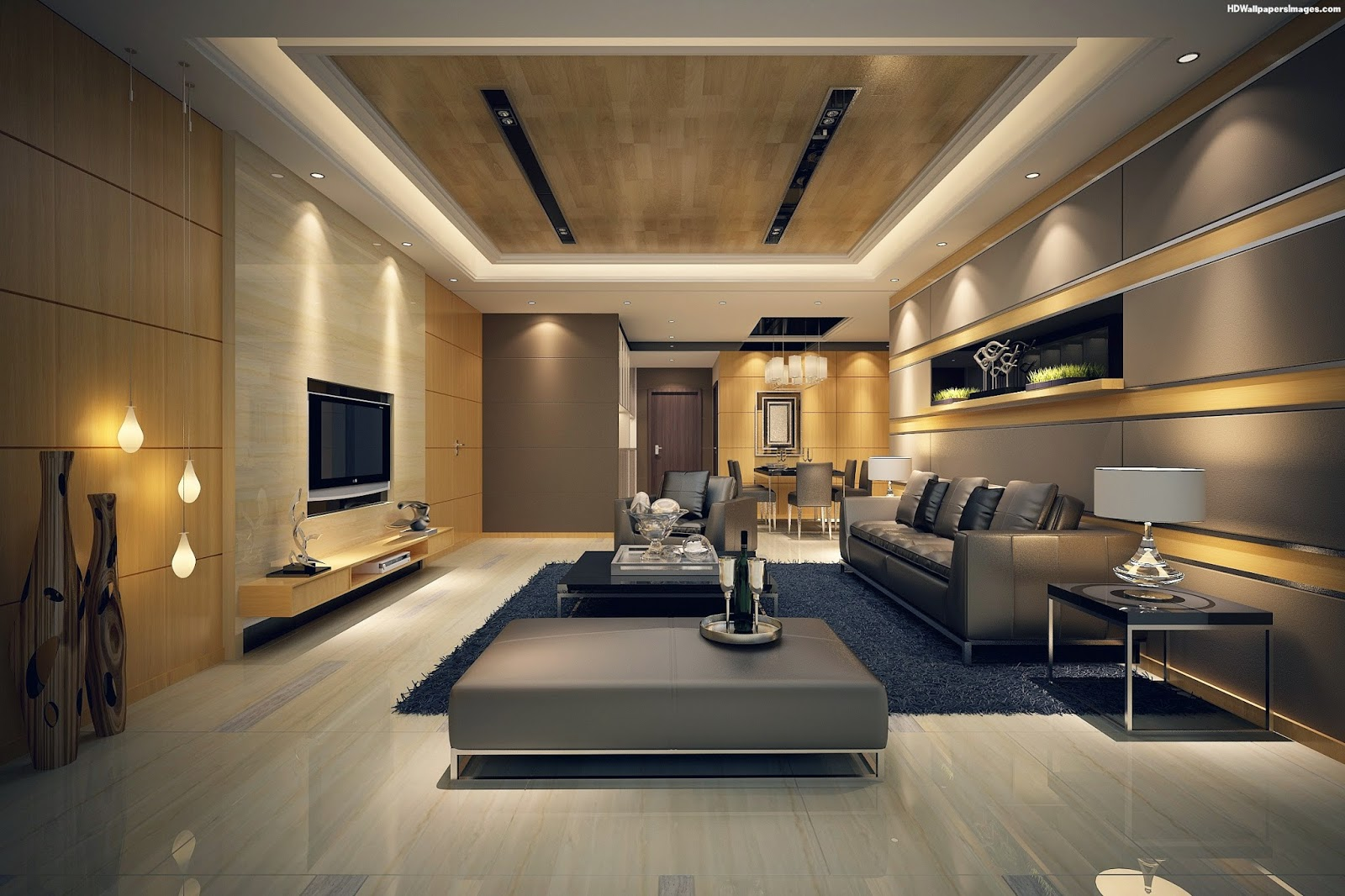 Living Room Interior Design 2015